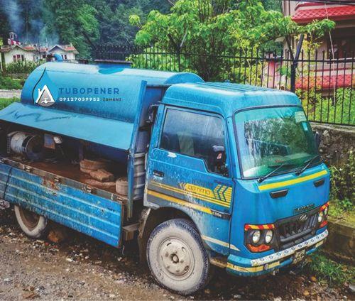 شرکت تخلیه چاه
